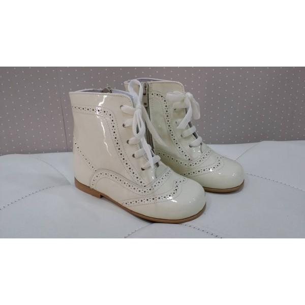 9147572cf PASCUALA CHAROL BEIG - Mi casita de zapatos