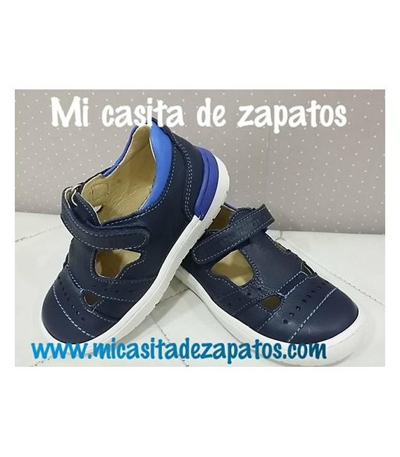 DEPORTIVO CASUAL MARINO Y AZUL
